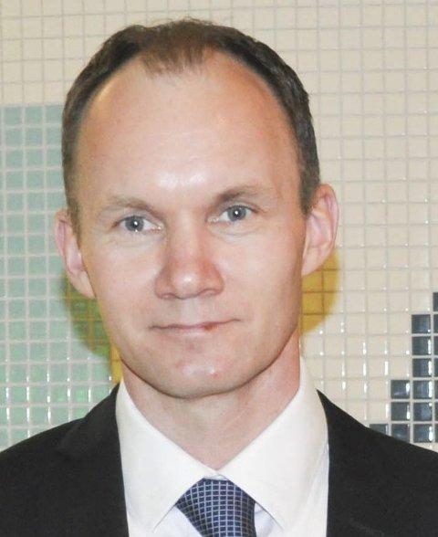 Kommunalsjef Ulf Ellingsen forstår turnforeningen.