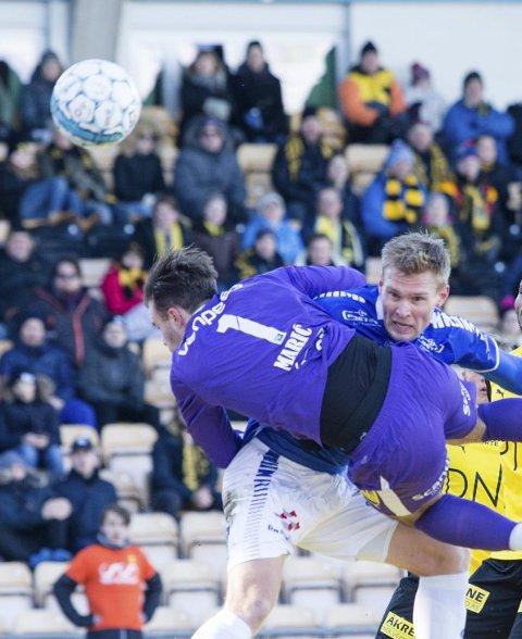 MÅL: Joonas Tamm scoret for Sarpsborg 08.