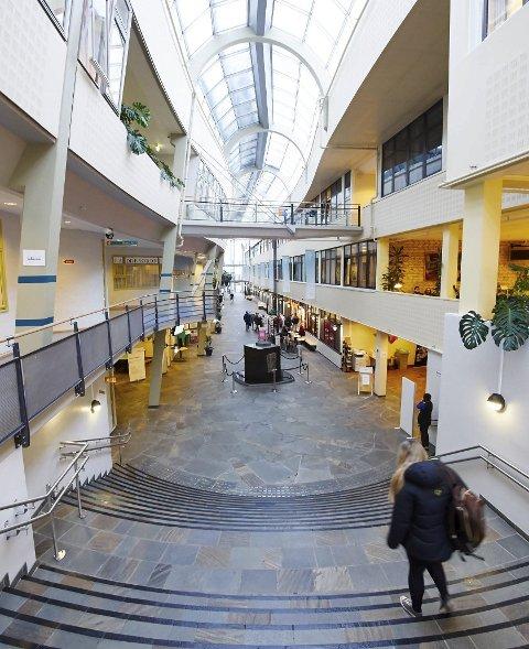Også i Narvik: Handelshøgskolen har lokale campuser i Alta, Harstad, Narvik og Tromsø.