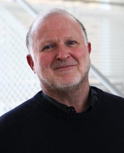 Seniorforsker: Svein Knudsen leder NILUs arbeid i det europeiske prosjektet Clair City. Sammen med to andre forskere er han ansvarlig for utvikling av ulike scenarioer, innovasjon, utvikling av appen ANTs, og presentasjon av helseeffekter.   Foto: NILU