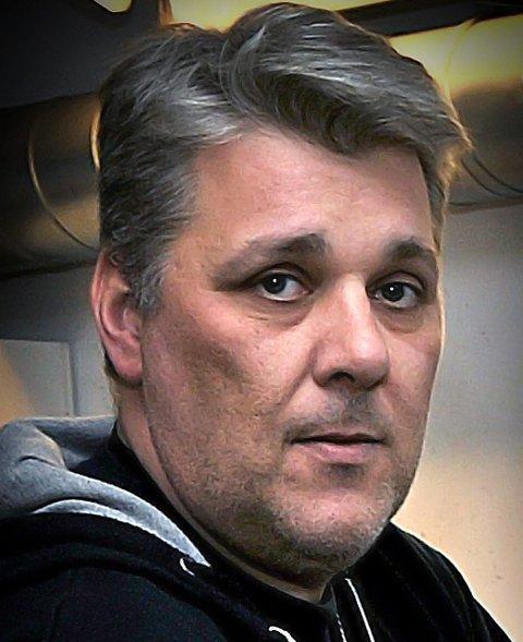 LEDER: Espen Fronth Andersen leder etterforskningen etter drapet på Bjørnstad.