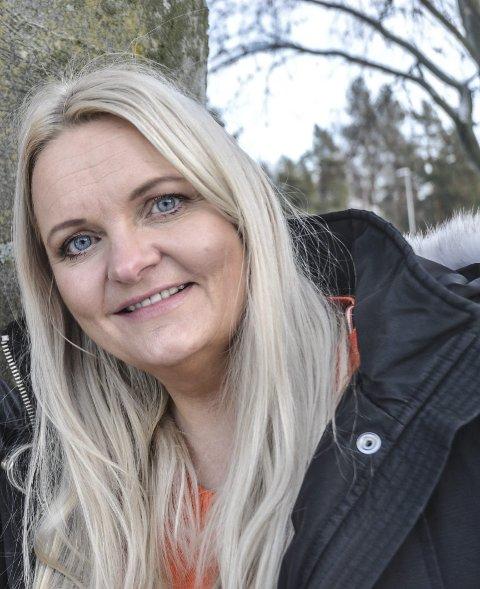 Til Stortinget: Med nesten 14 prosent på meningsmålingene for Telemark Sp ryker Notoddens varaordfører Åslaug Sem Jacobsen rett inn på Stortinget etter en rekordrask politisk karriere.