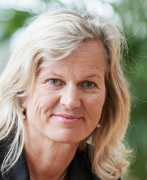Kristin Krohn Devold er administrerende direktør i NHO Reiseliv.