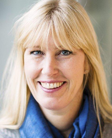 Kristin Saga er rediondirektør i NHO Vestfold og Telemark.