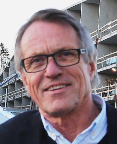 ARTIKKELFORFATTEREN: Tor Hansen er partner i selskapet Interimledelse AS.