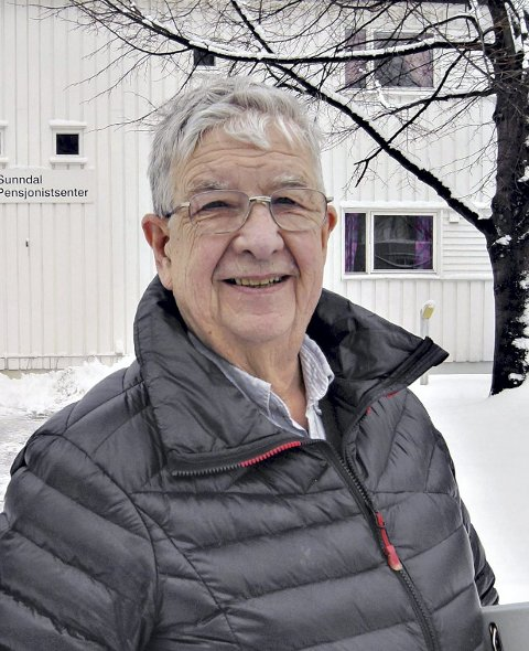 Knut Fredriksen. Arkiv