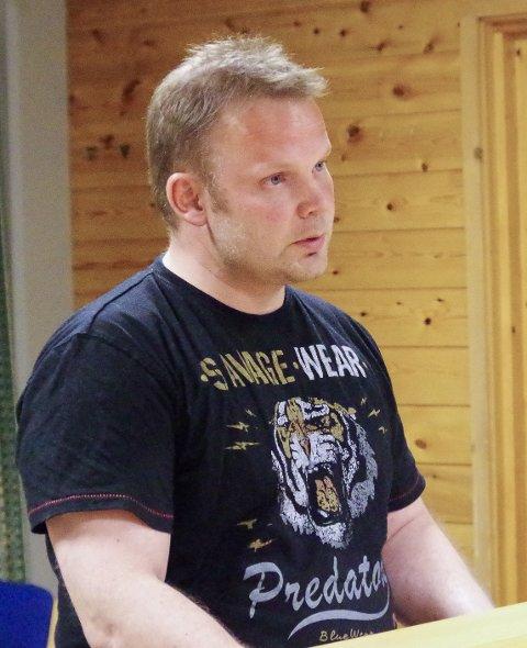 FORLATER LOKALPARTIET: Håkon Esten Steimoen, sammen med fem andre, melder seg ut av Alvdal Sp i protest mot lederstilen.