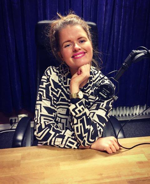 PODCAST: Ida Bergitte Andersen Hundvebakke er klar med ny finanspodcast.