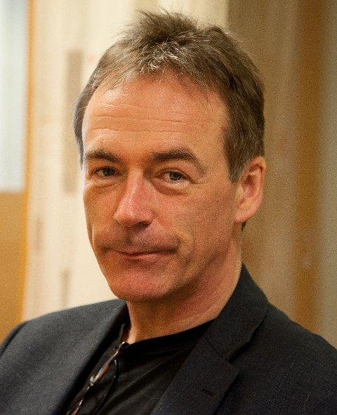 Roger Pilskog, regionleder LO Vestland