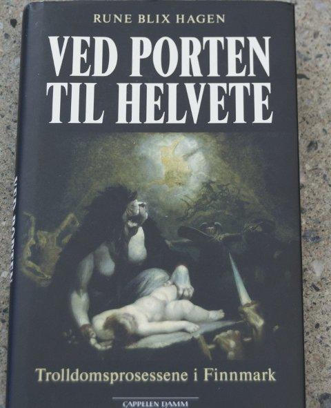 Inspirasjon: Boken «Ved porten til helvete» av Rune Blix Hagen har inspirert Buaas.