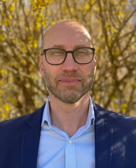 BRA: Ansvarlig rådgiver Halvor Lindqvist tror det nye tilbudet vil være bra både for pasienten og for helsetjenesten.