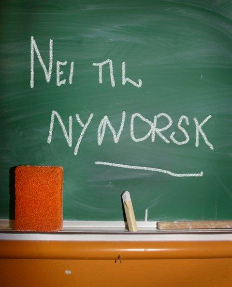 Dessverre greier ikkje universitetet å følgje opp sine eigne vakre ord når det gjeld å ta vare på begge dei norske målformene, bokmål og nynorsk.