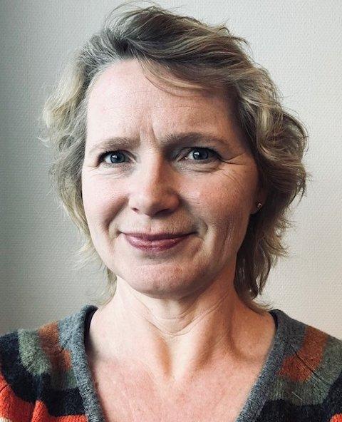 NY LEDER: Gunhild Versland skal lede Læringssenteret i Ringerike.