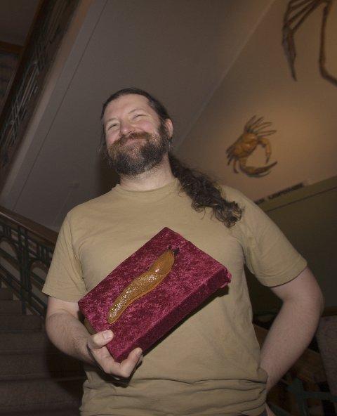 EKSPERT: Petter Bøckman er zoolog og universitetslektor ved Naturhistorisk museum.