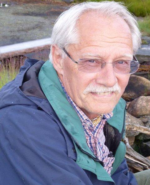 MISJONÆR: Bjørn Eddy Andersen vil fortelle om misjonærarbeidet rundt om i verden på misjonsfesten på NOIL-huset i Nordre Oppdalen førstkommende torsdag.