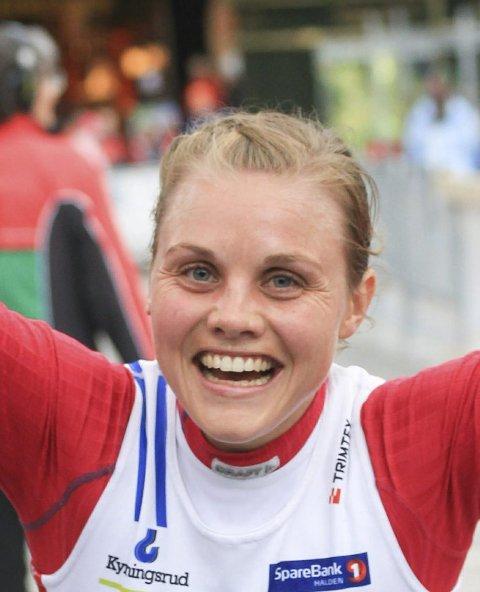 16 vinnervilje: Ida Marie Næss Bjørgul (27) har hatt nedturer i karrieren, men gir seg ikke. I sommer løp hun inn til 5. plass med hele verdenseliten på plass i V-cupen på hjemmebane, og hun har deltatt i flere VM og EM. NM-gull, sølv i junior-VM og store stafettframganger. Har i flere år vært ensom svale som ekte haldenser blant HSKs beste løpere.