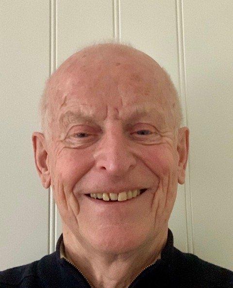 NYVALGT: Halvard Berg (76) fra Slemmestad har overtatt som leder i Pensjonistpartiet i Asker.