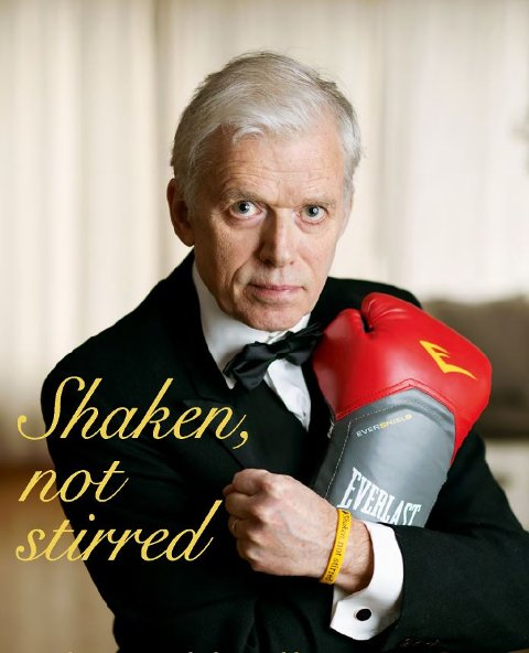 Jan Kærup Bjørneboe fikk diagnosen Parkinson og deppet i  60 minutter.  Så bestemte han seg for å slåss.