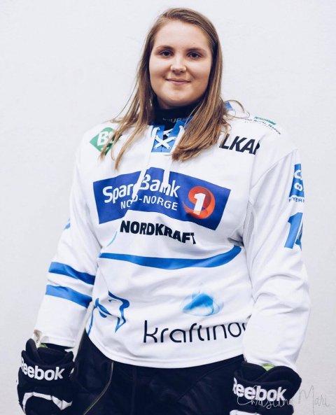 Regine ønsker å bli lege, men skal hun bosette seg i Narvik må det være et stabilt sykehustilbud.