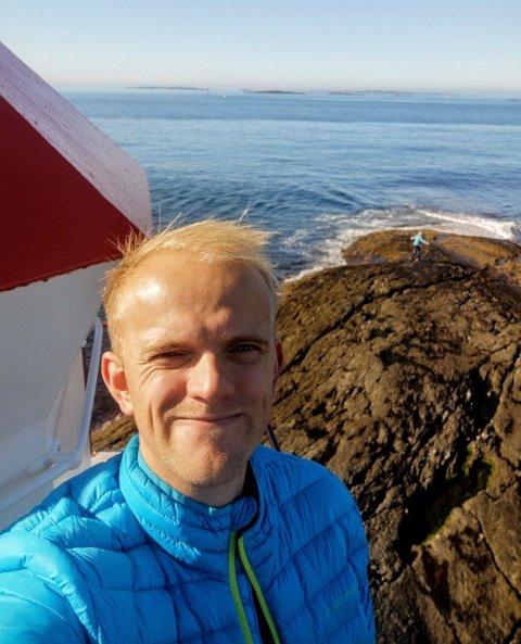 HAUGESUNDER: Espen Halvorsen Verpe har hatt planer om å flytte hjem igjen i en god stund.. Nå har 28-åringen fått seg ny jobb.