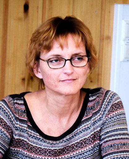 RÅDMANN: Aud Norunn Strand.