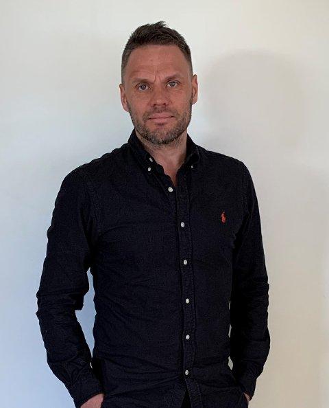 SALGSSJEF: Fra Bokn har salgssjef Fredrik Faye ledet arbeidet med å få på plass kontrakten.