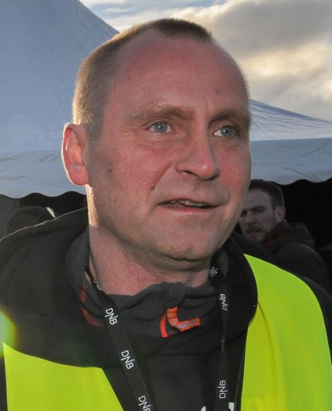 Statssekretær i Nærings- og fiskeridepartementet, Ronny Berg (Frp).