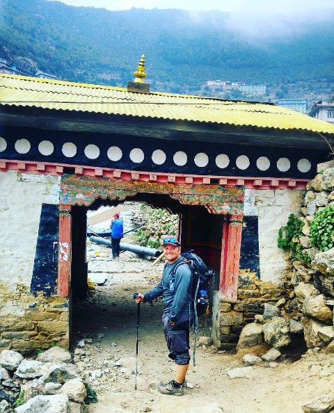 Andreas Antonsen og Kvinnheringen inviterer på tur til Nepal.