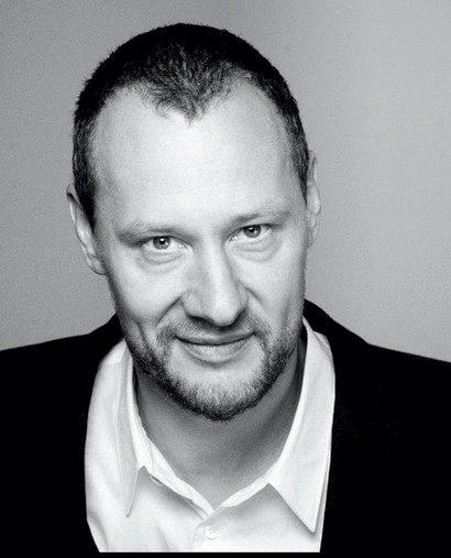 FORFATTEREN: Nikolaj Frobenius kommer til Kongsberg Krim.
