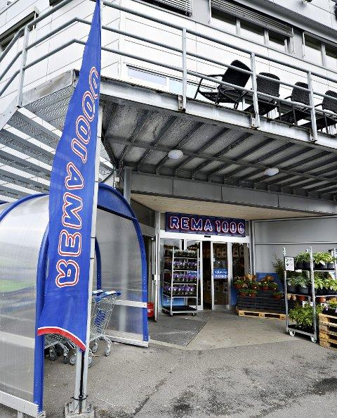 Rema 1000 har blant annet butikk i Langveien i Kristiansund.