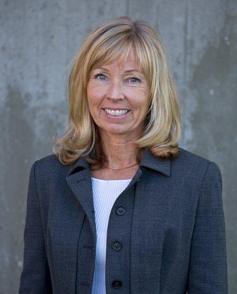 Leder: Daglig leder ved senteret, Astrid Nyquist, er svært glad for midlene fra stiftelsen Sophies Minde.