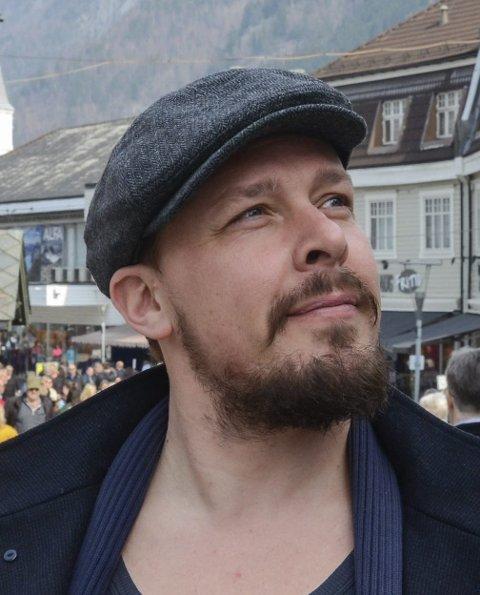 Klar for ny musikal: André Søfteland vert å sjå på Bømlo Teater frå 4. til 14. august. Arkivfoto: Ernst Olsen