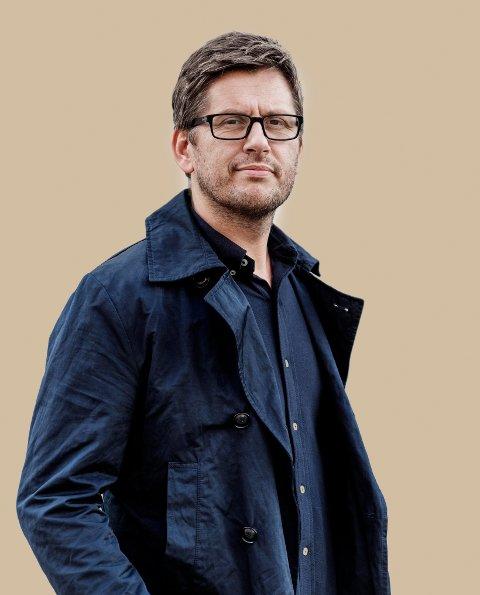 KONSERT: Thomas Brøndbo kommer til Mosvik for å spille konsert i Mosvik kirke 21. april