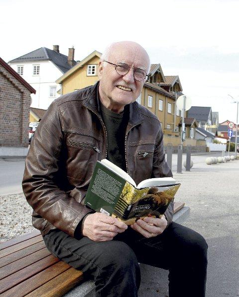 NY BOK: Lars Gunnar Lingås henvender seg til konfirmanter i sin nye bok. Foto: Lars Ivar Hordnes