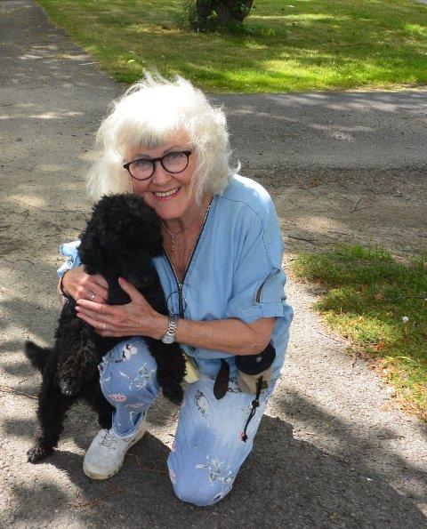 GLAD MUSIKER: Sissel Kvambe har i mange år vært en gledespreder og underholdt folk i hele Norge.
