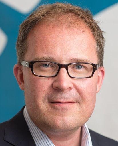 Espen Alvestad, regionsjef i Maskinentreprenørenes forbund (MEF).