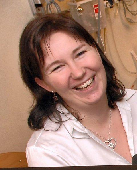 HOLDER KURS: Anne Mari Furuseth, leder av Glåmdalsprosjektet for velferdsteknologi.