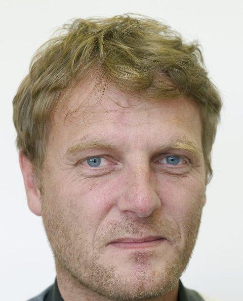 FORNØYD: Kommunalsjef oppvekst og læring i Kongsvinger kommune, Jon Egil Pettersen.