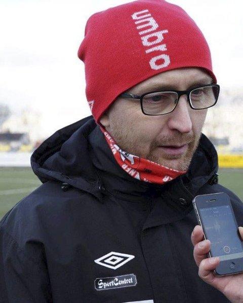 ØNSKET AV KLUBBER: Stian Johnsen er ønsket av Staal, 3.divisjonsklubb, og HIL, sistnevnte nedrykket til 4.divisjon.