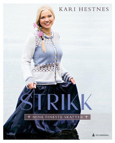 Boklansering: Mandag .2 mars lanserer Kari Hestnes denne boka.