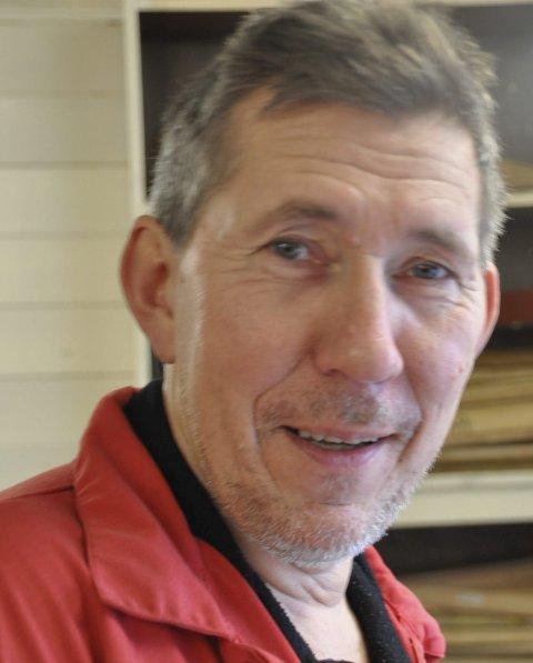 Kjell Ovesen, Gravdal. Fisker og lidenskapelig opptatt av Liverpool