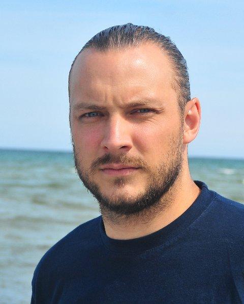 Marinbiolog og seniorrådgiver i WWF Verdens naturfond, Fredrik Myhre.