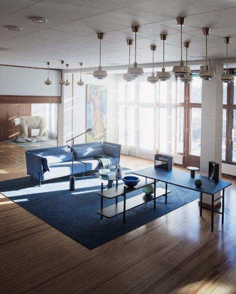 GJENNOMBRUDD: Norsk design gjør det for tiden godt i utlandet, noe som feires med utstilling i den norske ambassaden i Stockholm. Foto: Lars Petter Pettersen