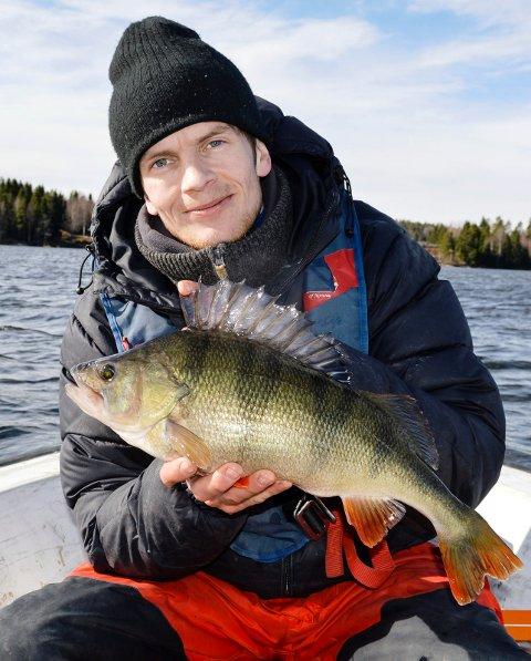 Søker: Pål Sindre Svae (31) fra Askim søker jobben.