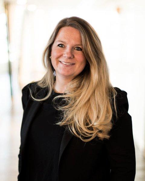 BOSTYRER: Ellen Schult Ulriksen i advokatfirmaet Haavind er bostyrer for konkursen.