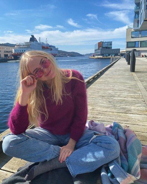 Synnøve Medhus jobbar offshore og har vore profilert frikøyrar.