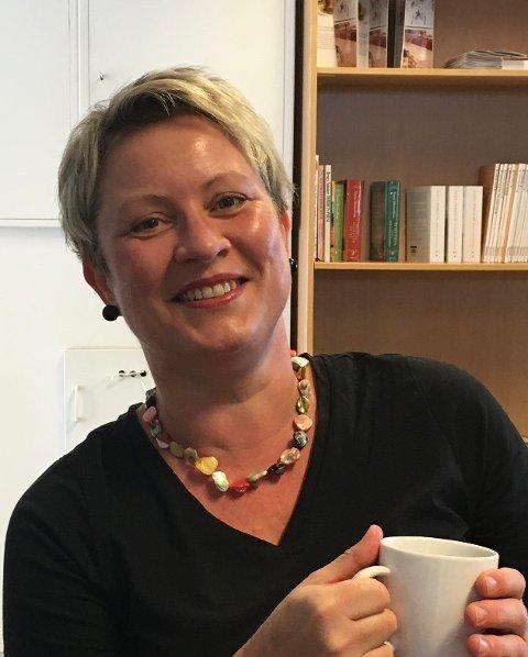Åse Selsvold frå Bømlo er tilsett som prestevikar i Kvinnherad. (Foto: Privat).
