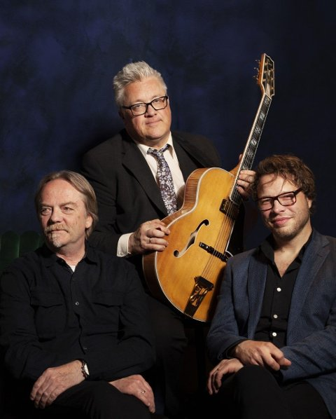 The Staffan William-Olsson Trio.