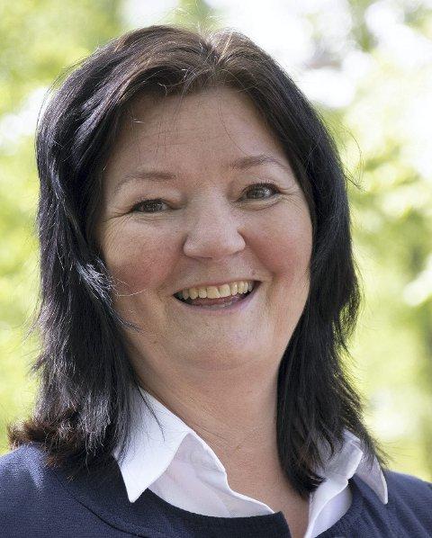 Advarer: Britt Gulbrandsen advarer mot Senterpartiets reverseringsprosess av Viken Fylkeskommune.