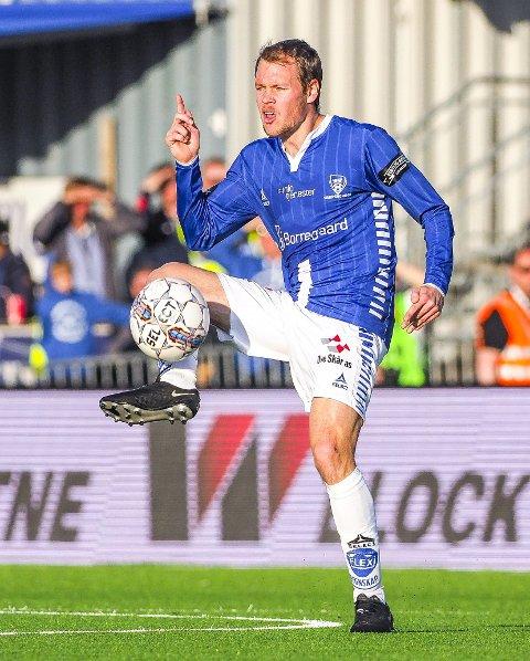GOD: Matti Lund Nielsen har hatt en god start på sesongen. Foto: Thomas Andersen